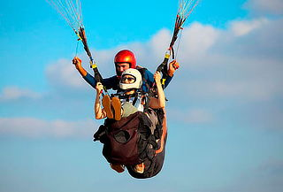 ¡Adrenalina Máxima! Full Parapente