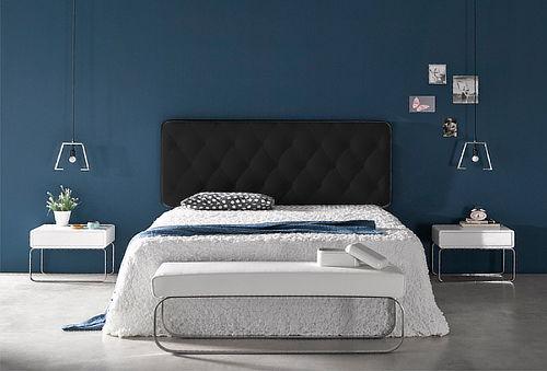 Decora tu dormitorio cabecera de cama tapiz microfibra - Decora tu dormitorio ...