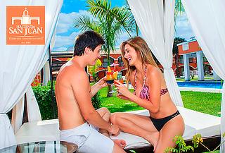 Habitación Matrimonial, Doble o Suit Deluxe San Juan Resort