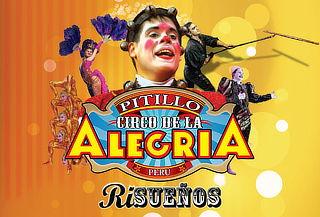 """""""El Circo de La Alegría de Pitillo"""" - Entrada Zona VIP"""