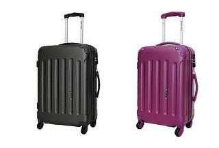 ¡Prepárate para Viajar! Maleta Dura Head® Praga Colores