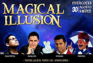 ¡Diviértete y Vive la Magia! con Magical Illusion