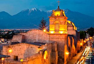 4D/3N: 2 Noches en Arequipa + 1 Noche en el Colca y Más