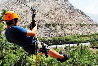 ¡Aventura! Full Day Lunahuaná - Cerro Azul