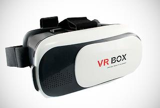 Lentes de Realidad Virtual Box VR-06 iOS y Android