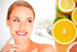 ¡Rejuvenece! Vitamina C Endovenosa + 2 PRP en Kosmo Medic