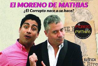 ¡EL MORENO DE MATHIAS! Mathias Brivio y Miguel Moreno