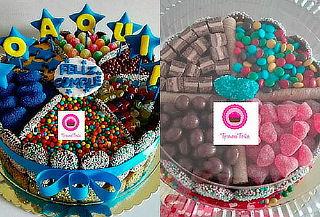 ¡Delicioso! Candy Cake y Más