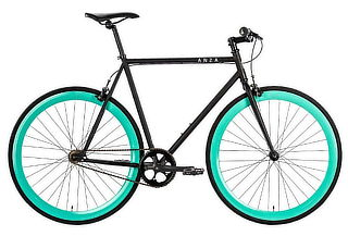 ¡Date un Paseo sobre Ruedas con tu Bicicleta Anza Bikes!