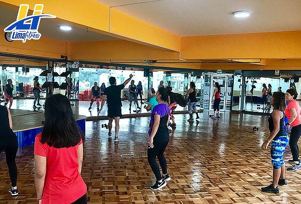Entrenamiento Funcional + Cárdio + Sauna  Lima Fitness Surco