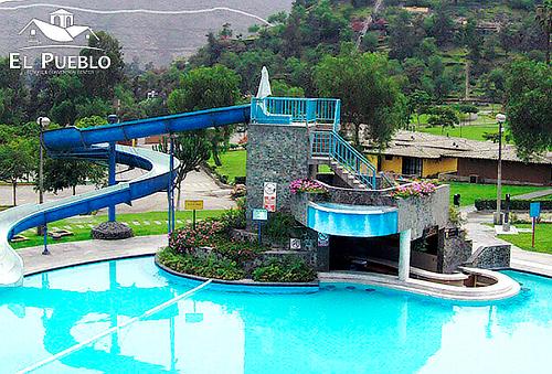 ¡Todo Incluido para 2! 3D/2N en Hotel El Pueblo