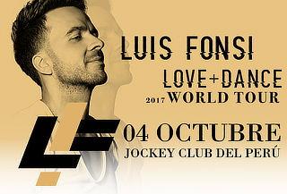 DES - PA - CITO ¡Luis Fonsi en Concierto este 04 de Octubre!