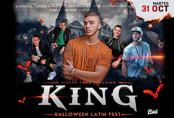 ♫Voy Buscando una Lady♫ King Halloween TODO INCLUIDO ¡Aquí!