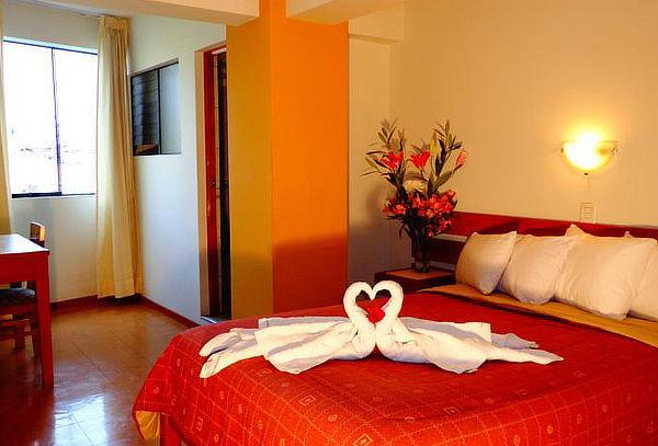 Centrico Hotel Casa Consuelo Arequipa+ Desayuno Buffet