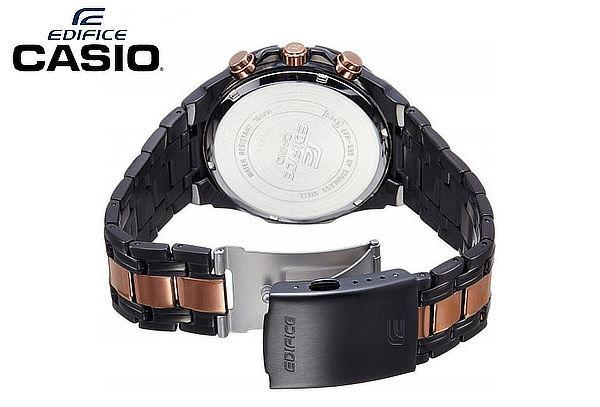 488d2f6d5d2e Reloj Casio Edifice Modelo EFR-539BKG-1AV