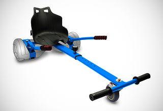 ¡Full Diversión! Hover Cart Seat para Scooter Eléctrico
