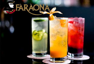 ¡After Office! Piqueo+ Chilcano para 2 - Faraona Grand Hotel