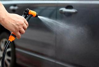 ¡Práctico Lavado de tu Auto! Lavador Portátil de Auto