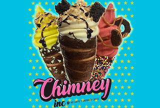 ¡2x1! Conos Rellenos Clásicos de hasta 2 sabores en Chimney