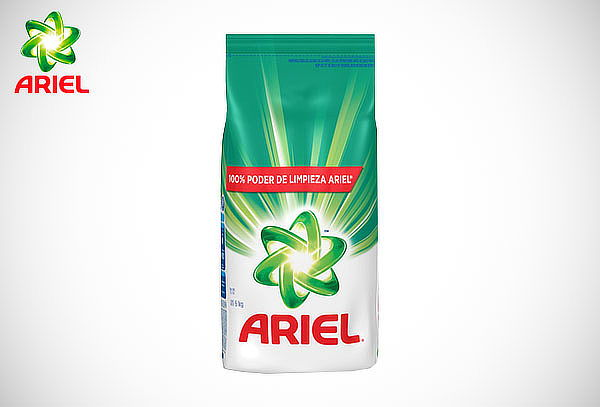 ¡Limpieza Profunda! Ariel Regular en Polvo 6 Kg