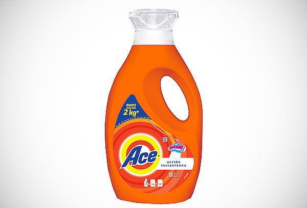 ¡Limpieza y Blancura! Ace Líquido Concentrado 1L