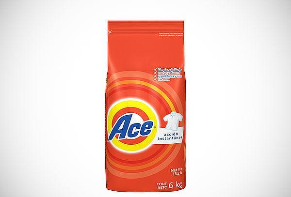 ¡Aroma y Frescura! Ace Regular En Polvo 6kg