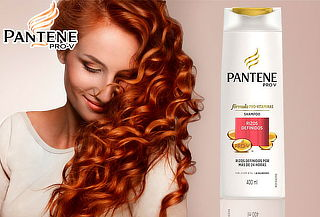 Shampoo Pantene Rizos Definidos 400 ml