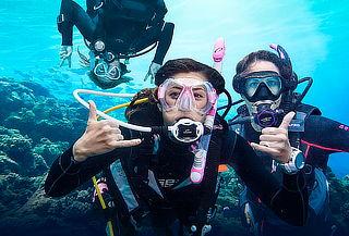 ¡Vive una Nueva Experiencia! Buceo en Playa La Mina Paracas