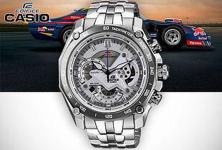 ¡Edición Limitada! Reloj Casio Edifice RED BULL Racing+ENVÍO