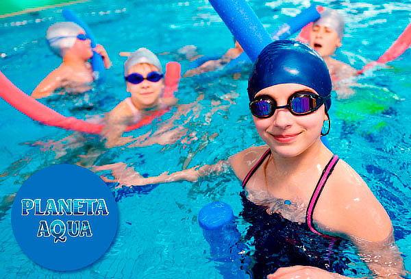 Verano divertido 24 clases de nataci n para ni os y for Clases de piscina para ninos