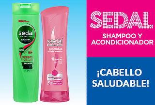 ¡Cuida tu Cabello! Pack Sedal SOS