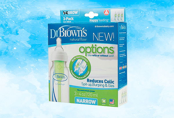 ¡Todo Para tu Bebé! Biberón del Dr. Brown's