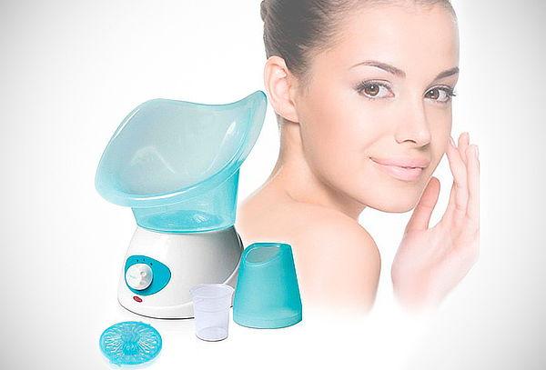 ¡Cuida la piel de tu Rostro! Vaporizador Facial
