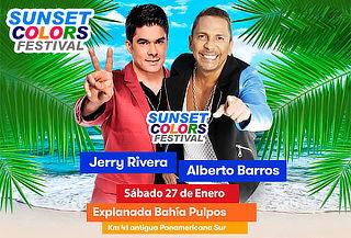 ¡OFERTA ÚNICA! Jerry Rivera y Alberto Barros ¡Corre!