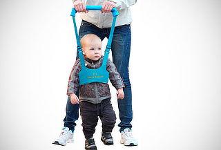 ¡Que tu Bebé Aprenda a Caminar Seguro! Arnés Caminador