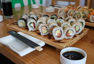 Barra Libre de Makis + Yakimeshi y Mas en Nori Sushi Bar