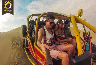 ¡Full Day Extremo! Huacachina, Vitivinícola y Más