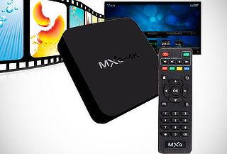 ¡Navega por Internet en tu TV! Android Tv Box 4K Ultra HD