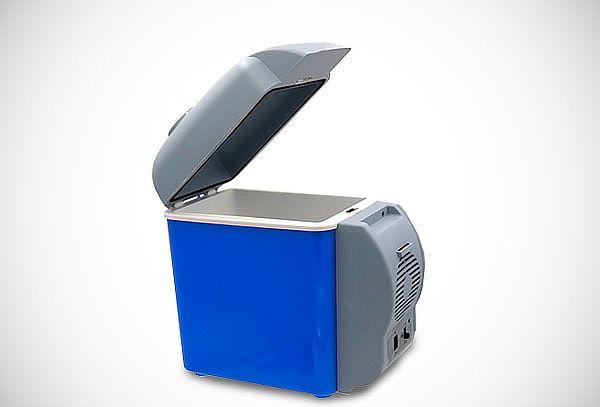 ¡Refrigera o Calienta! Cooler Eléctrico 6 Litros para Auto
