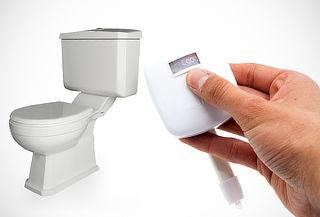 Luz para WC con Encendido y Apagado Automático