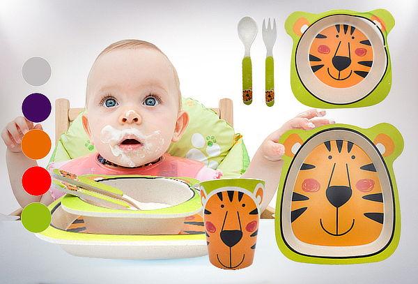 ¡Hora de Comer! Set para Comer de Bebé