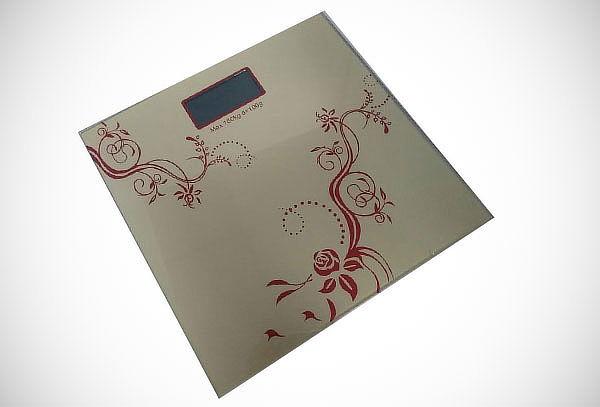 ¡Controla tu Peso! Balanza de Baño con Diseño
