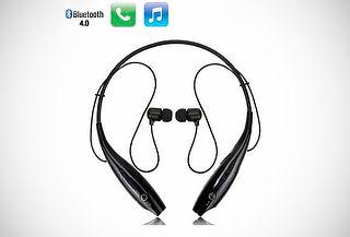 Audífonos Bluetooth Deportivos Para Celulares