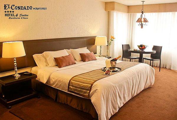 ¡Velada Romántica! Suite Matrimonial y Más! Hotel El Condado