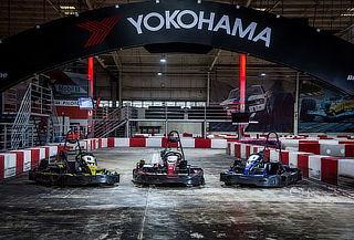Full Adrenalina! Karts para 2 Personas + Piqueo