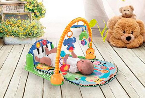 Alfombra Gimnasio Musical para Bebé