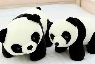 ¡Sorpréndela! Peluches Oso Panda Antialérgico Tamaños