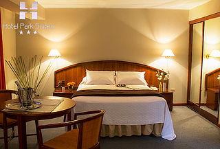 ¡Noche Romántica! 2D/1N para 2 en Suite y Más - Park Suites