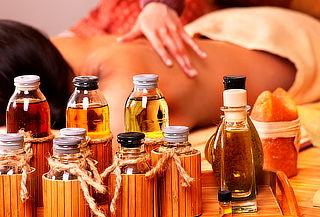 ¡Relájate! Aromaterapia + Masajes Relajantes y Más