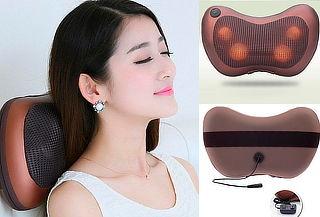 ¡Relax! Masajeador Lumbar Cervical Multifuncional